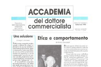 Dottore Commercialista Anno 10 n°1